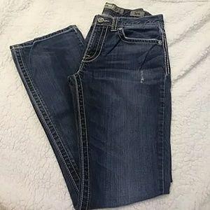 "2/$30 BKE sz 30R ""Aiden"" Denim Jeans"